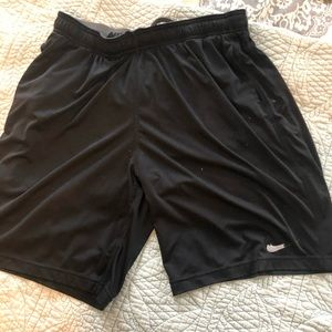 Men's Nike dri fit basketball shorts